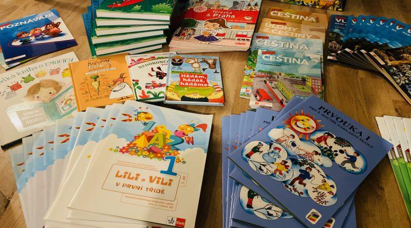 Nový školní rok, nové knížky 📚