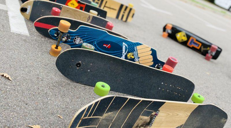 Česká skateboardová výuka